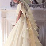 【結婚式】フェミニンな花嫁さんに♡JILLSTUARTウェディングドレス