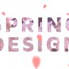 シールで簡単♡この春人気の水彩画風&押し花ネイルはセルフでトライ