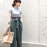 《ユニクロ&GU》を取り入れた大人女子のリアルコーデ特集♡ファッショ二スタの着こなしから学ぼう!