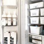 100均アイテムを使った冷蔵庫の整理整頓アイディア8選!冷蔵庫を使いやすくしよう☆
