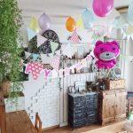 誕生日の飾りつけ実例20選♡おしゃれにかわいらしくお祝いしてあげよう☆