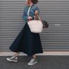 ユニクロの「キルトスカート」が可愛いすぎ♡コラボアイテムが大ヒット!