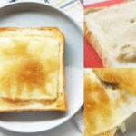 テレビで話題の「悪魔のトースト」の作り方をご紹介!はちみつや雪見だいふくの人気アレンジも♡
