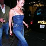 真似できない!スーパーモデル、ベラ・ハディッドの超大胆でかっこよすぎる私服