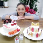 安室ちゃんも挑戦! 自分でトッピングするクリスマスケーキ「まっしろデコ」が今年もセブンで予約受付中☆