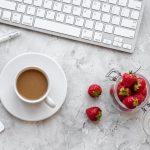 肝臓が疲れたら、イチゴとコーヒーを摂るのがよい理由