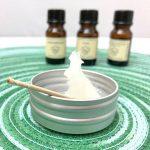 好きなアロマの香りに包まれたい。誰でも簡単にできる「練り香水」の作り方