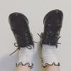 ブーツにタイツはもう飽きた!靴下コーデで冬の足元マンネリを解消しよう