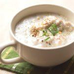 温めてほぐれる♡生姜とれんこんのすりおろしスープレシピ