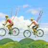 地上10mを自転車で綱渡り?51種類の遊びを楽しめる巨大アスレチックが日本初上陸!