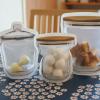 100均のキッチン収納「スタンディングジッパーバッグ」が可愛くて超便利だよん♡