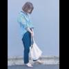 ストライプシャツを主役に♡最旬春コーデ9選