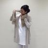 動画で解説☆春コーデに合うストール&スカーフの巻き方