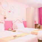 韓国にいくなら絶対泊まりたい♡3つ星ホテルとETUDE HOUSEコラボのプリンセスルームでとにかく可愛いお姫様体験♡