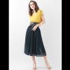 真夏のデートコーデに迷ったらこれ♡大人女子も可愛く着こなせるオーガンジースカートを取り入れたコーデ特集