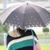シミの大敵、紫外線をブロック♪日傘で日焼け防止&暑さ対策を!
