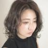 魅せる揺れ髪スタイル!大人気の透明感溢れるアッシュカラー特集♡