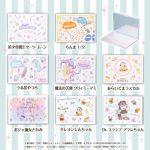 「オトナ女子美日和」が人気の9種キャラクターとコラボ!限定キャラクターコスメ【10/28発売】