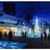クリスマスデートに♡神奈川のおすすめイルミネーションスポット特集
