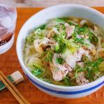 暑い夏のお手軽さっぱりご飯!簡単で美味しいうどんレシピをご紹介♪