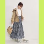 【ユニクロ・GU・しまむら】安いのにお洒落で可愛い!プチプラのスカートコーデ特集