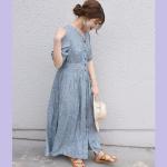 【2019夏新作】背が低くても大丈夫!低身長ママにおすすめのワンピース10選☆