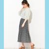 一枚で可愛い♡旬と甘さを詰め込んだ「ボリューム袖トップス」コーデ特集
