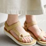お洒落で涼しい夏のサンダル特集!2019年流行りのサンダル&コーデをご紹介☆