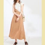 大人女子の夏のお洒落にぴったり!大人可愛いジャンパースカート10選♡