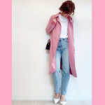 【GU・ユニクロetc.】女性らしさがぐんと高まる!ピンクアイテムで大人女子コーデ♡