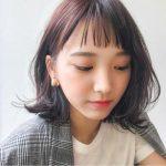 【2019年最新版】流行りの前髪♪おしゃれで可愛い印象になるトレンドバング特集