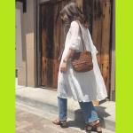 【ユニクロ・GUetc.】プチプラバッグはコーデの強い味方!この夏はいろんなバッグを使い分けて大人可愛く決めよう♡