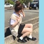 オシャレは足元から♡ローファー×靴下で素敵にコーデを格上げしちゃおう♪