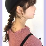 お出かけ日和な秋は髪型も決めちゃって♡おすすめヘアアレンジでモテ髪になっちゃおう~♪