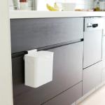 清潔感抜群なサイズ!暮らしに便利なコンパクトサイズの蓋つきゴミ箱をご紹介♪