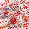 苺スイーツが食べ放題♡【東京&大阪】ホテルの苺ビュッフェ特集♪