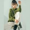おしゃれ女子の定番カラー♡カーキ色のレディースコーデ特集♡