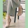春靴はこれに決まり!!!美脚見えきれいめ靴でスタイルUP♡