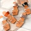 オシャレ女子の愛用♪オシャレで履きやすいマストバイ「フラットサンダル」10選
