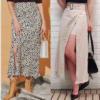おしゃれにスタイルアップ♪低身長さんがバランス良く着られる「スリットスカート」4選