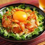 絶品「お刺身おつまみレシピ」5選|お酒に合う簡単アレンジ料理をご紹介♪