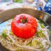 【栄養満点】トマトを使ったおすすめ『うどんレシピ』5選