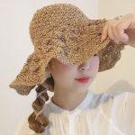 【紫外線対策】おしゃれ女子おすすめの「帽子ヘアアレンジ」をご紹介