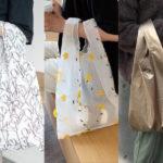 【エコ】レジ袋はもう貰わない!おしゃれで機能的な「エコバッグ」特集♡