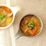 【話題】「魔女スープ」で美味しくデトックス&ダイエット♪アレンジレシピ6選