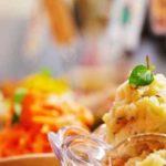 【簡単&時短】クセになる美味しさ!「ポテトサラダ」レシピ【シンプル編】