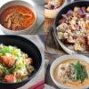 【1週間献立】毎日満足!具だくさん「ご飯&汁物」栄養満点レシピ♪