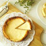 オーブンなしでOK♪フライパンで作れる「超簡単チーズケーキ」レシピ5選