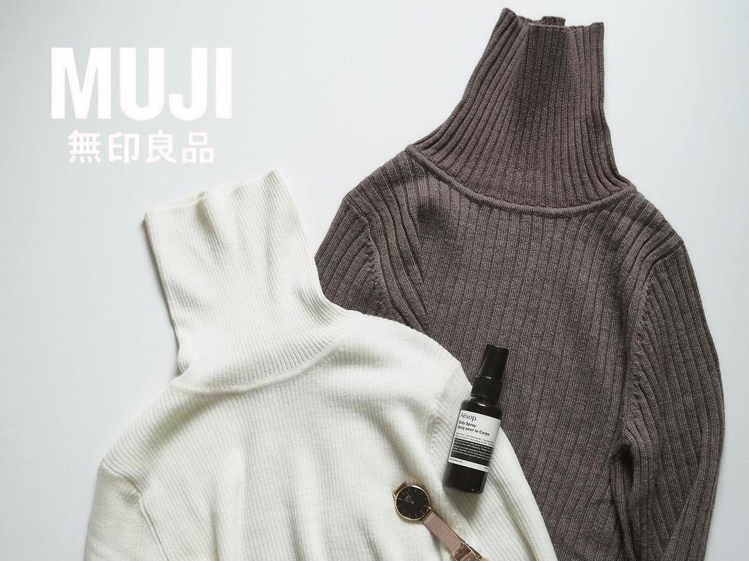 【2020秋冬】おしゃれな着こなし方教えます!「無印良品」レディースコーデ特集