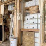 今流行りの『オープン収納』♪あえて見せる衣類収納アイディア 10選